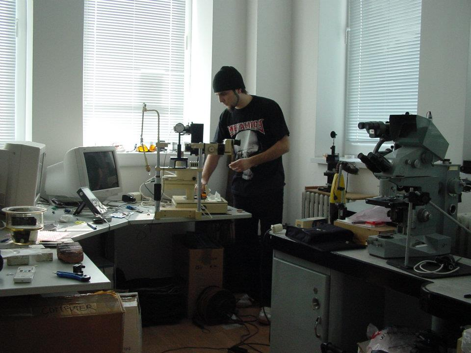 heavy metal research in 2006