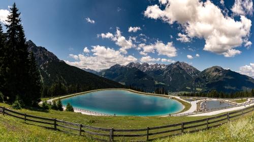 Serless Wasser Mieders photo panoramic
