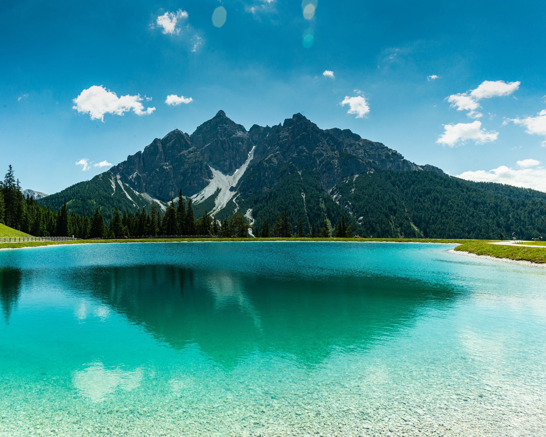 Forbidden lake relfection