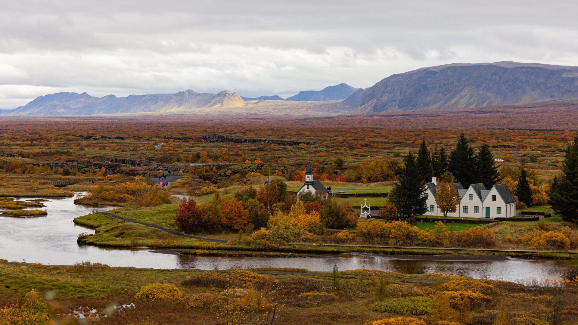 Þingvellir feature image