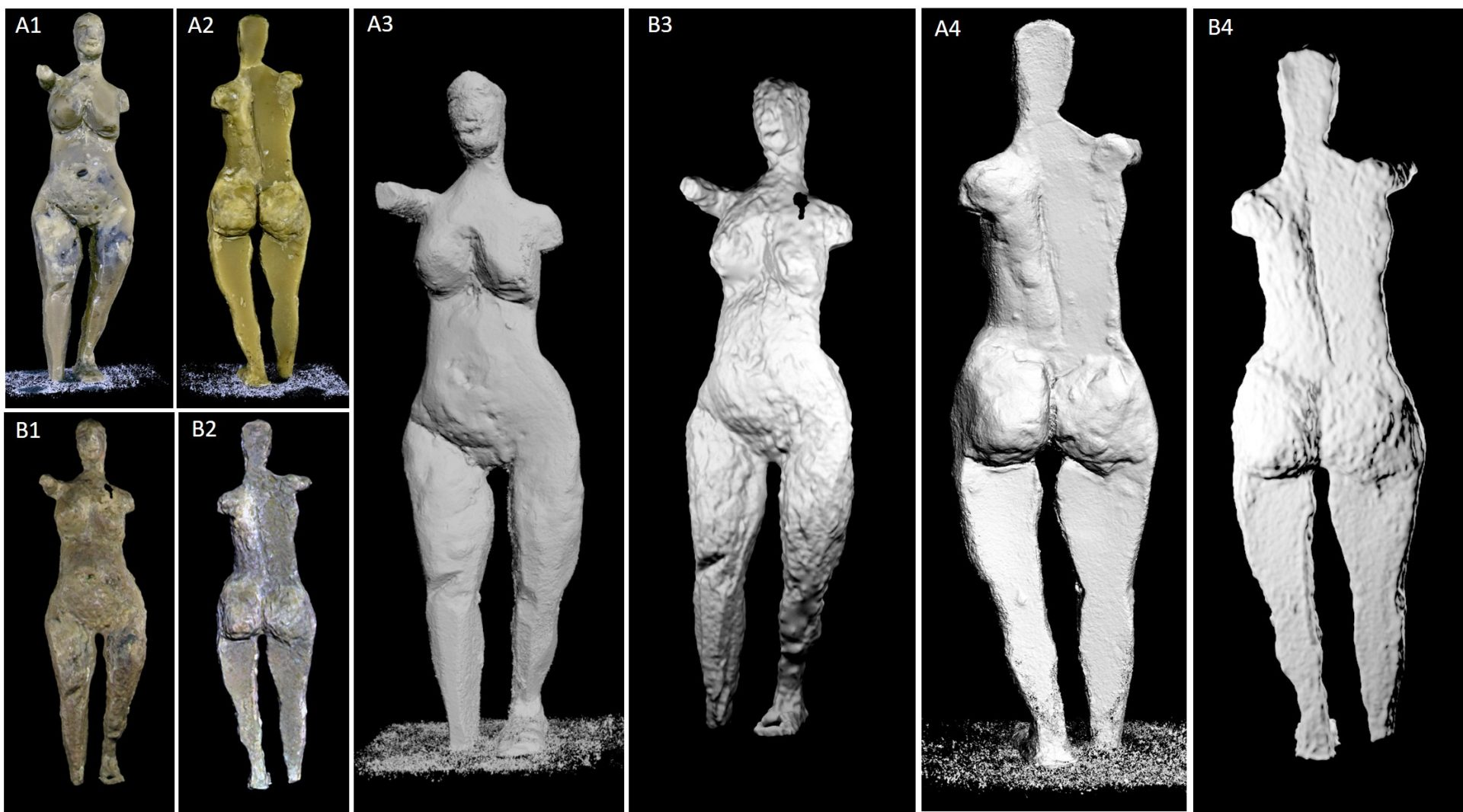 How to digitize translucid Cultural Heritage object surfaces