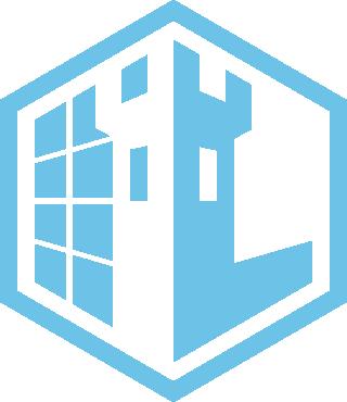 Luthonium digital logo